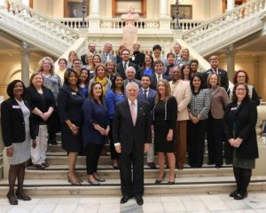 2018 GRHA Legislative w Governor